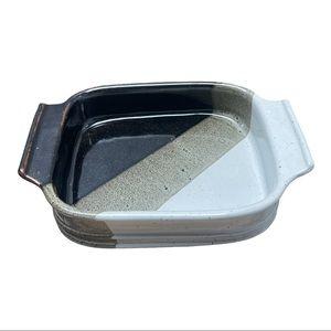 Ceramic Glazed Stone Rectangular Oven Baking Dish